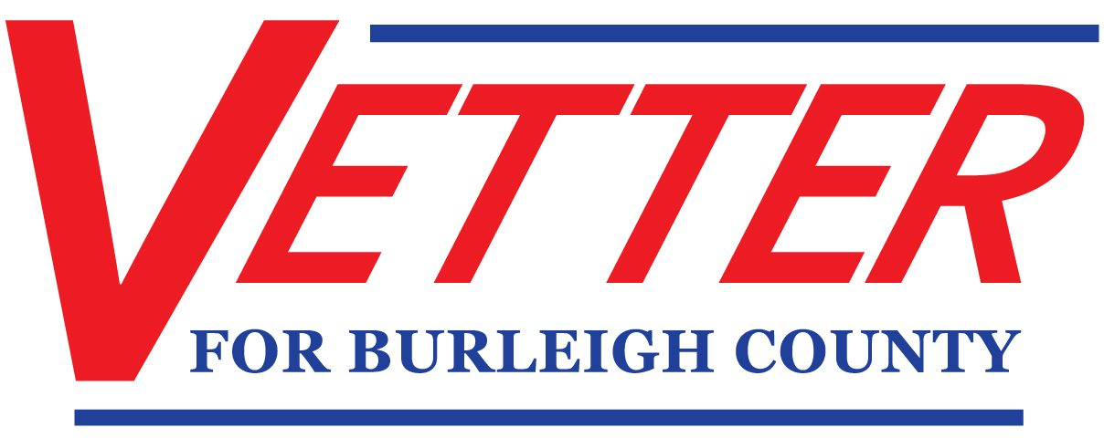 Vetter For Burleigh County Auditor